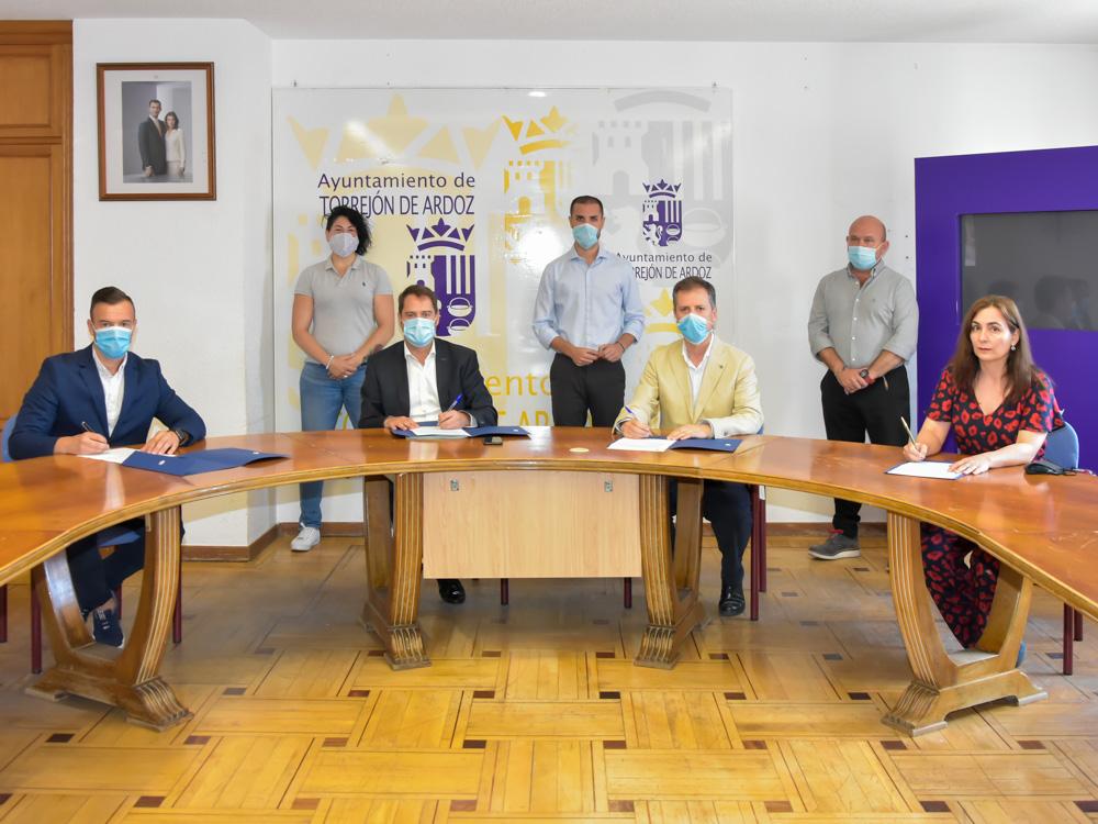 Creación de la Comisión del Pacto Torrejón Solidario