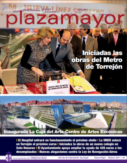 Revista Plaza Mayor 40