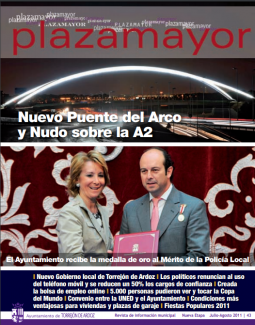 Revista Plaza Mayor 43