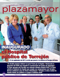 Revista Plaza Mayor 44